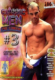 Classic Men Pre-Condom 3