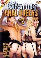 Granny Anal Queens 2
