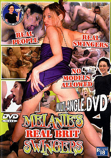 Melanies Real Brit Swingers