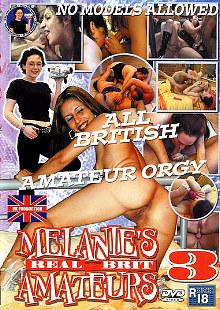 Melanies Real Brit Amateurs 3