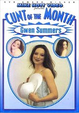 Gwen Summers  May 98 Cunt of Month