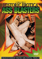 Adult Movies presents Ass Blasters