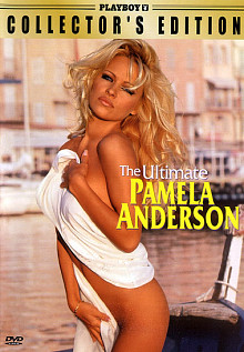 The Ultimate Pamela Anderson cover