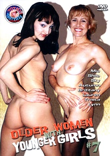 Older Women With Younger Girls 7