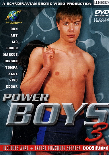 Power Boys 3 Cover Front