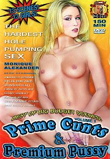 Prime Cunts And Premium Pussy