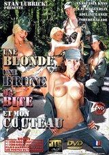 Une Blonde Une Brune Ma Bite Et Mon Couteau