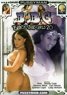 Pussyman's Black Bad Girls 20