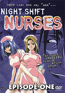 Porn Comics : Night Shift Nurses Episode 1!