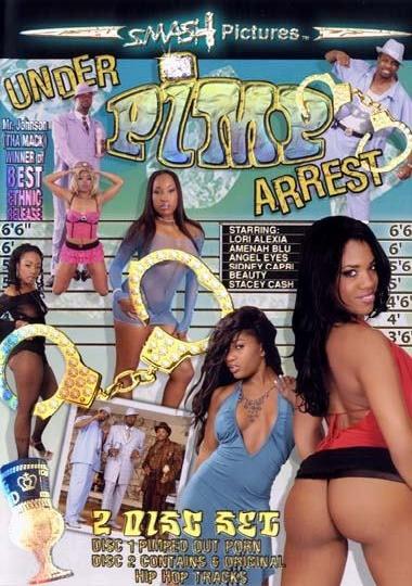 Under Pimp Arrest cover
