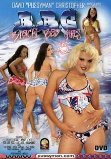 Pussyman's Black Bad Girls 15