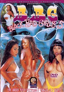 Pussyman's Black Bad Girls 5