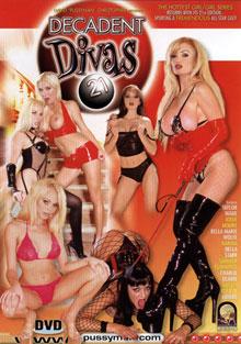 Pussyman's Decadent Divas 21