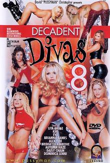 Pussyman's Decadent Divas 8
