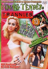 Adult Movies presents Young Tender Trannies 13