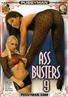 Pussyman's  Ass Busters 9