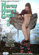 Adult Movies presents Horny Hairy Girls 8