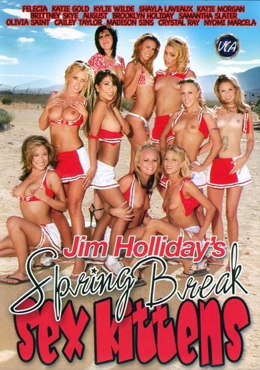 Jim Holliday's Spring Break Sex Kittens