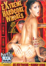 Adult Movies presents Extreme Hardcore Whores