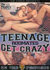 Teenage Roomates Get Crazy