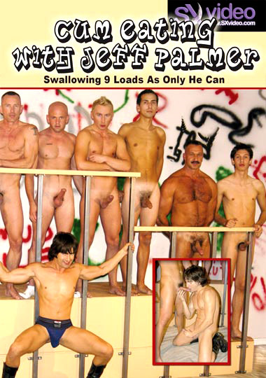 Cum Eating With Jeff Palmer Cover Front