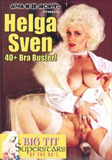 Big Tit Super Stars Of The 80's: Helga Sven - 40 Plus Bra Buster