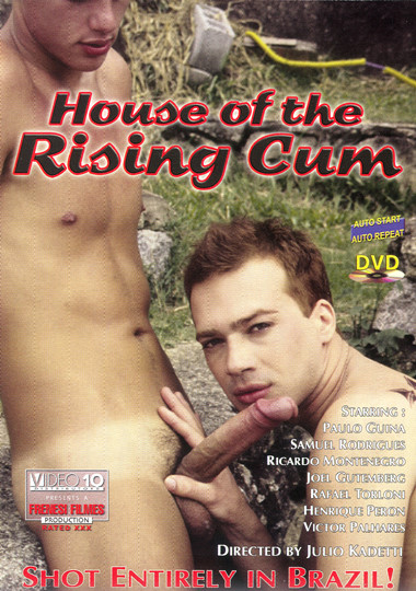House of the Rising Cum Cover Front