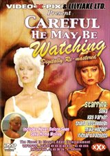 Adult Movies presents Careful He May Be Watching