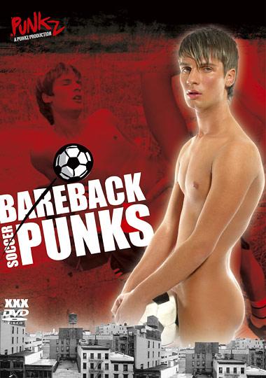 Bareback Soccer Punks 1 Cover 1
