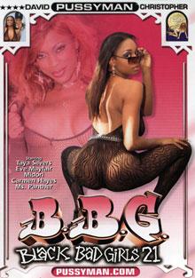 Pussyman's Black Bad Girls 21