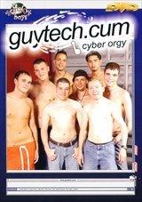 Guytech.Cum Cyber Orgy