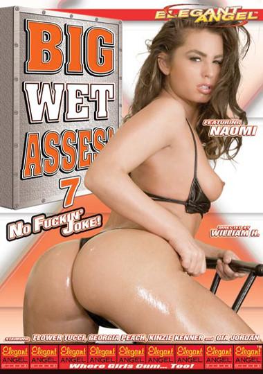 Big Wet Asses 7 cover