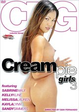 Adult Movies presents Cream Pie Girls 3
