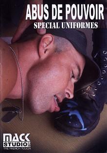 Gay Uniform on Duty : Abus De Pouvoir: Special Uniformes!