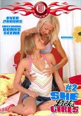 She Licks Girls 2