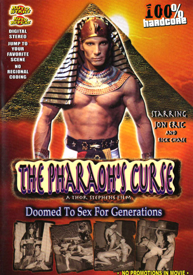 The Pharaoh's Curse Cover Front