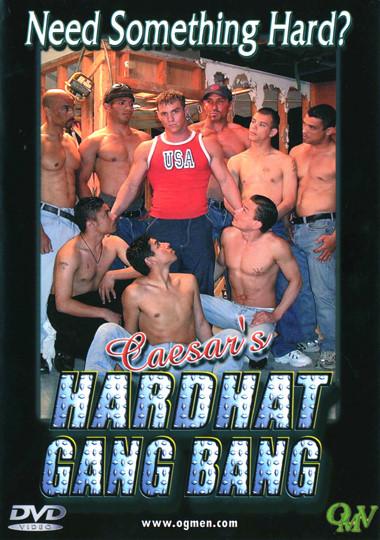 Caesars Hardhat Gang Bang Cover Front