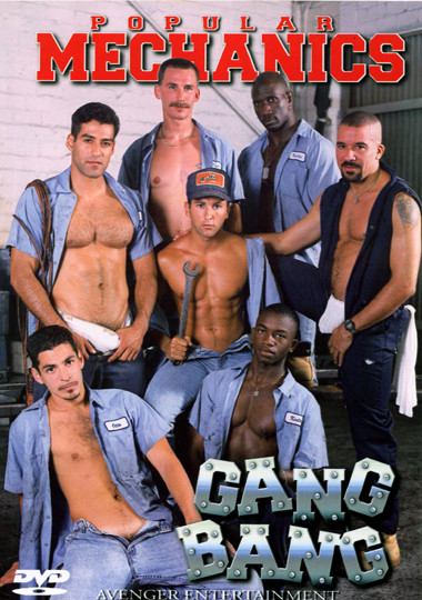 Popular Mechanics Gang Bang Cover Front