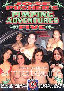 Jose Pusher's Pimping Adventures 5