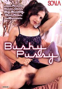 Bushy Pussy