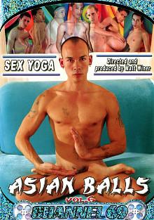 Asian Balls 6
