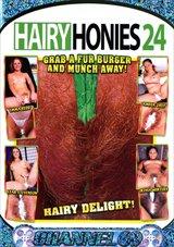 Hairy Honies 24