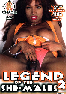 Legend Of The She-Males 2