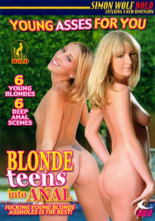 Blonde Teens Into Anal