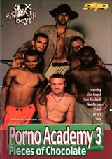 Porn Academy 3:  Pieces Of Chocolate