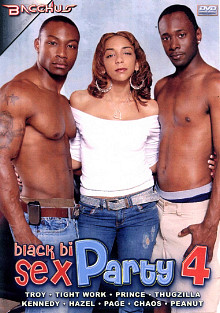 Black Bi Sex Party 4