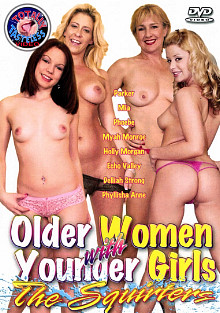Older Women With Younger Girls: The Squirters