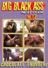 Big Black Ass Next Door 12