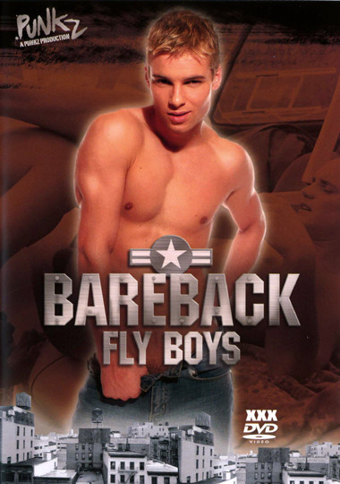 Bareback Fly Boys Cover Front