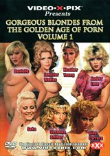 Adult Movies presents Gorgeous Blondes From The Golden Age Of Porn